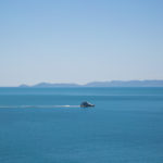 Boat on the Ocean Magnetic Island