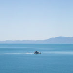 Boat on the Ocean Magnetic Island 2