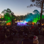 Stage and crowd at Gympie Muster 2016