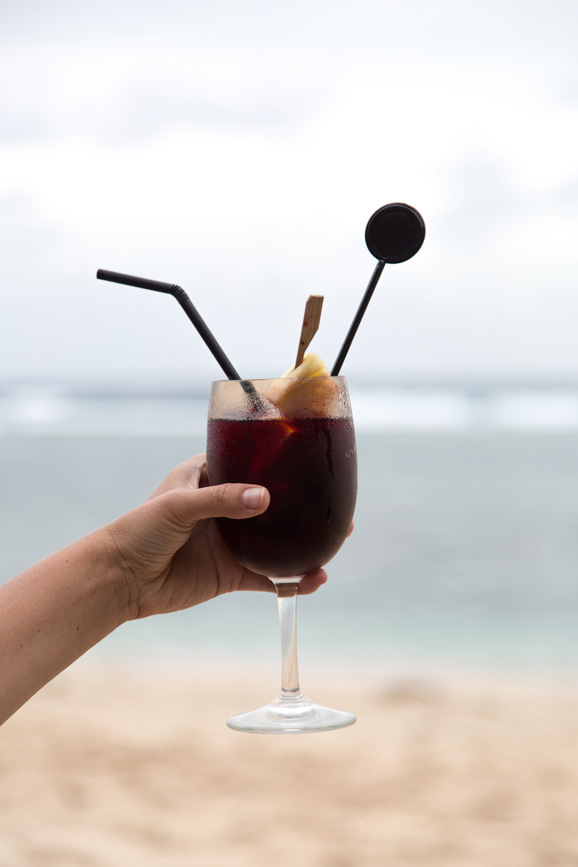 Sangria at the Beach