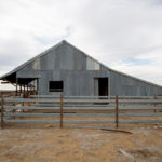Shearing Shed at Camden Park Station Longreach
